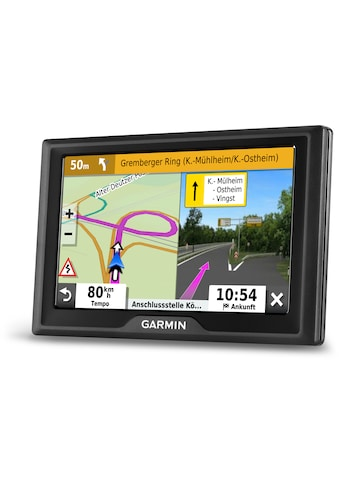 Garmin Navigationsgerät »Drive 52 EU MT-S«, (Europa (46 Länder) ), Navigationsgerät kaufen