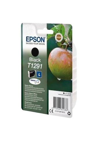 Epson »T1291 Original Schwarz C13T12914012« Tintenpatrone kaufen