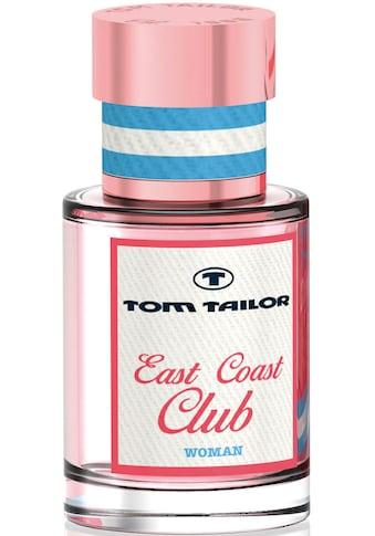 "TOM TAILOR Eau de Toilette ""East Coast Club Woman"" kaufen"