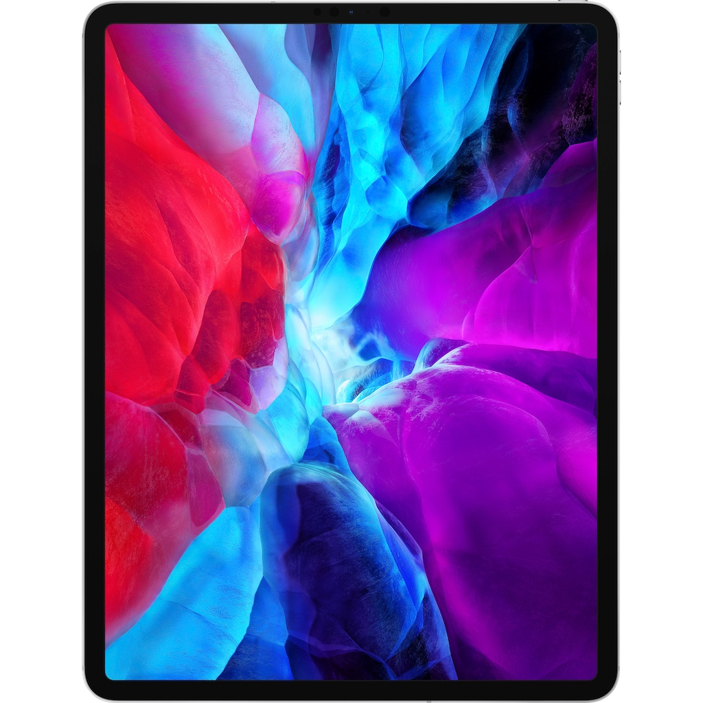 Apple Tablet »iPad Pro 12.9 (2020) - 1 TB WiFi«, Kompatibel mit Apple Pencil 2