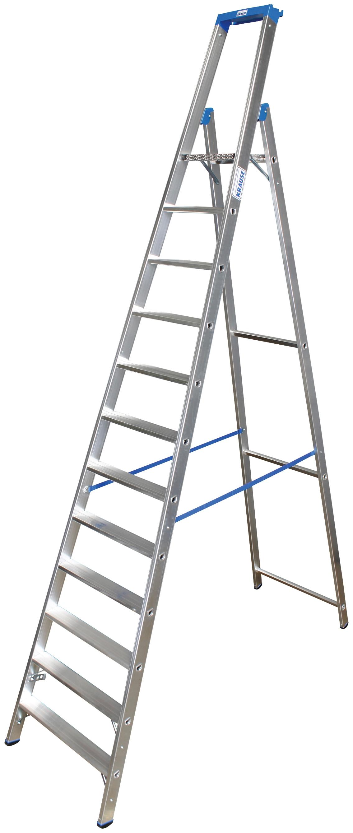 KRAUSE Stehleiter »STABILO« | Baumarkt > Leitern und Treppen > Stehleiter | KRAUSE