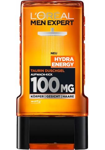 "L'ORÉAL PARIS MEN EXPERT Duschgel ""Hydra Energy"" kaufen"