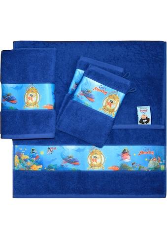 Capt`n Sharky Handtuch Set »Sharky«, mit Meeres Motiven kaufen