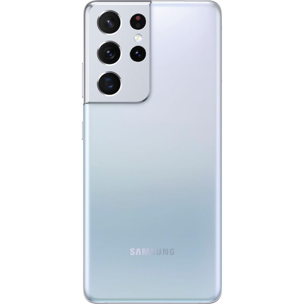 """Samsung Smartphone »Galaxy S21 Ultra 5G«, (17,3 cm/6,8 """" 128 GB Speicherplatz, 108 MP Kamera), 3 Jahre Garantie"""