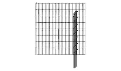 BELLISSA Mauersystem »Gabionenzaun Limes«, Anbausatz, LxT: 112x23 cm, versch. Höhen kaufen