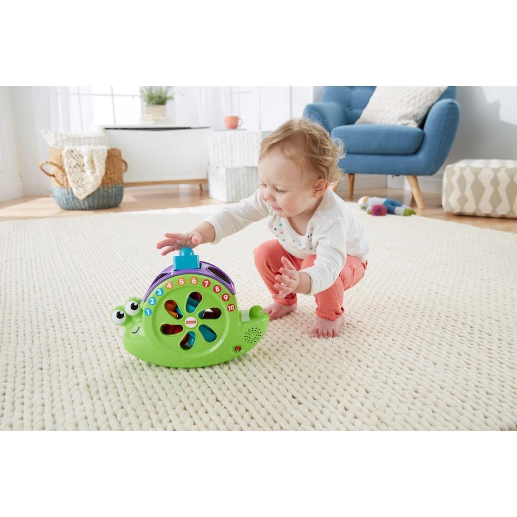 Fisher-Price® Lernspielzeug »Babys Musikschnecke«