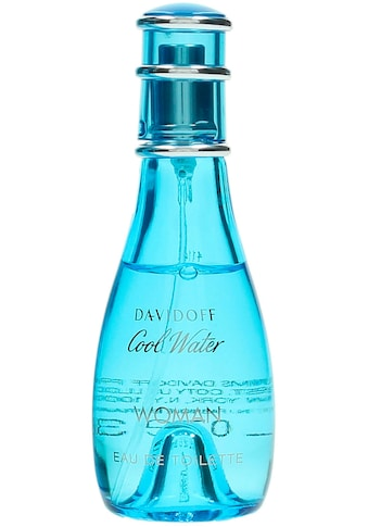 "DAVIDOFF Eau de Toilette ""Cool Water Woman"" kaufen"