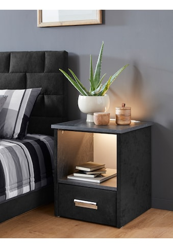 Westfalia Schlafkomfort Nachtkonsole »Brilon«, mit indirekter LED-Beleuchtung kaufen