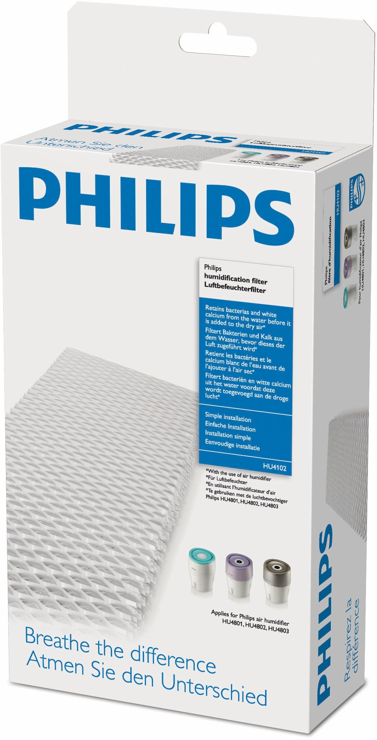 3x Filtre à air pour Phililps HU4801 HU4803 HU4801//01