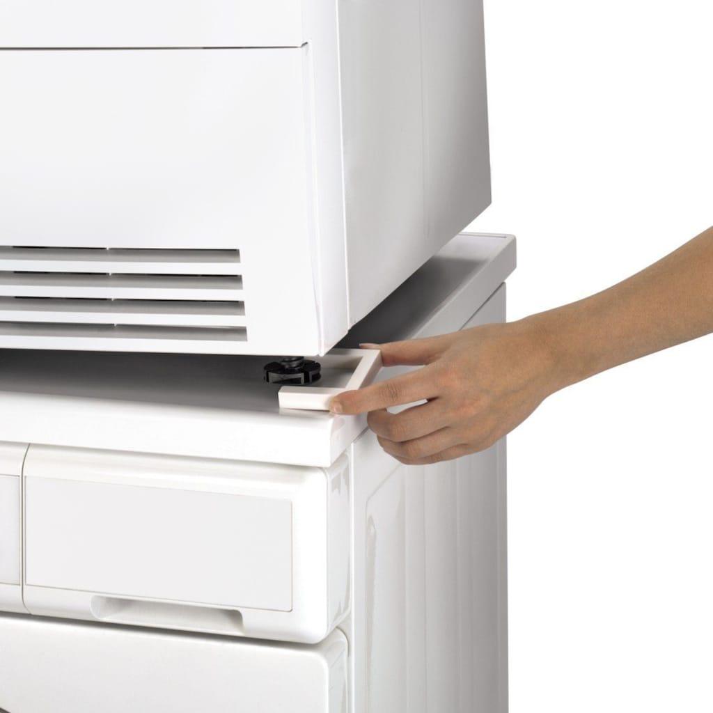 Xavax Trocknerfixierplatten zum Aufkleben, selbstklebend 4er Set