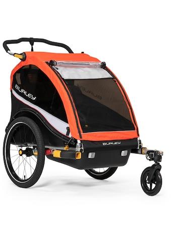 Burley Fahrradkinderanhänger »CUB X« kaufen