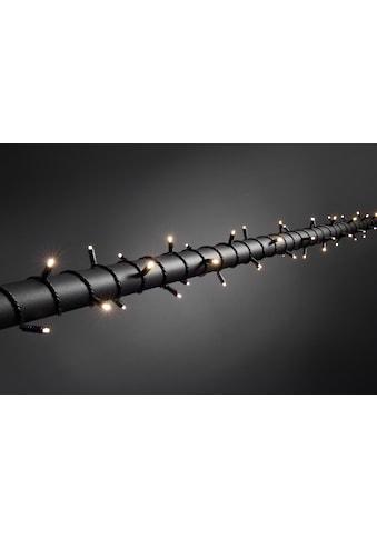 KONSTSMIDE LED-Lichterkette, 80 St.-flammig, Micro LED Lichterkette, mit 9h Timer,... kaufen