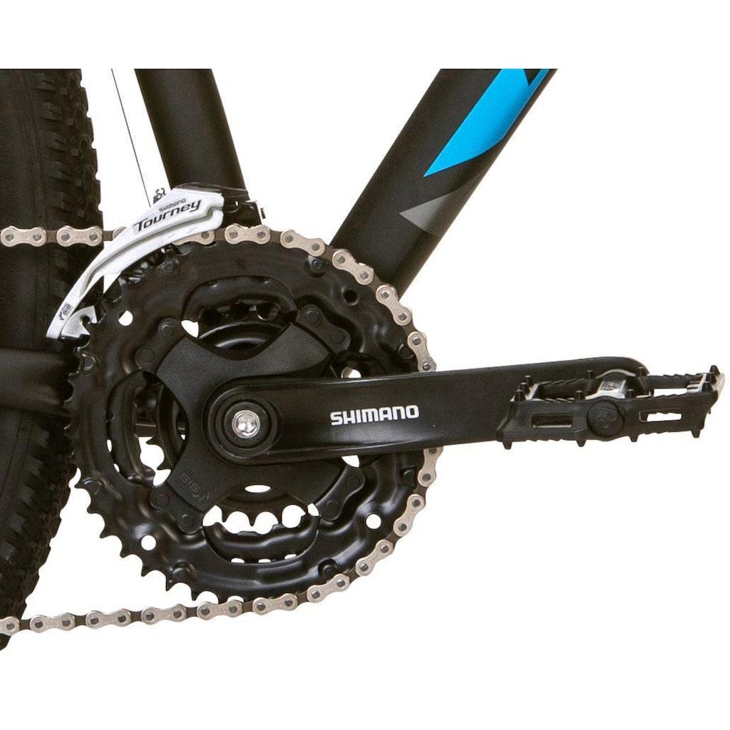 FUJI Bikes Mountainbike »Nevada 3.0 LE«, 21 Gang, Shimano, RD-TY500 Schaltwerk, Kettenschaltung