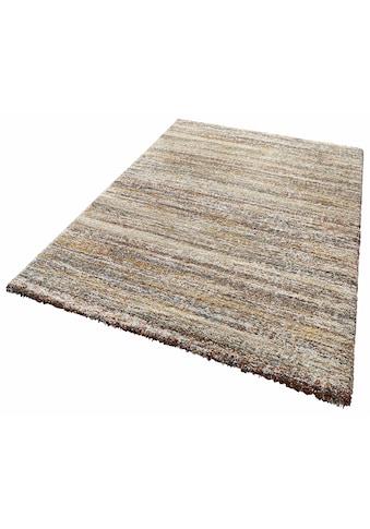 Hochflor - Teppich, »Granite«, MINT RUGS, rechteckig, Höhe 25 mm, maschinell gewebt kaufen