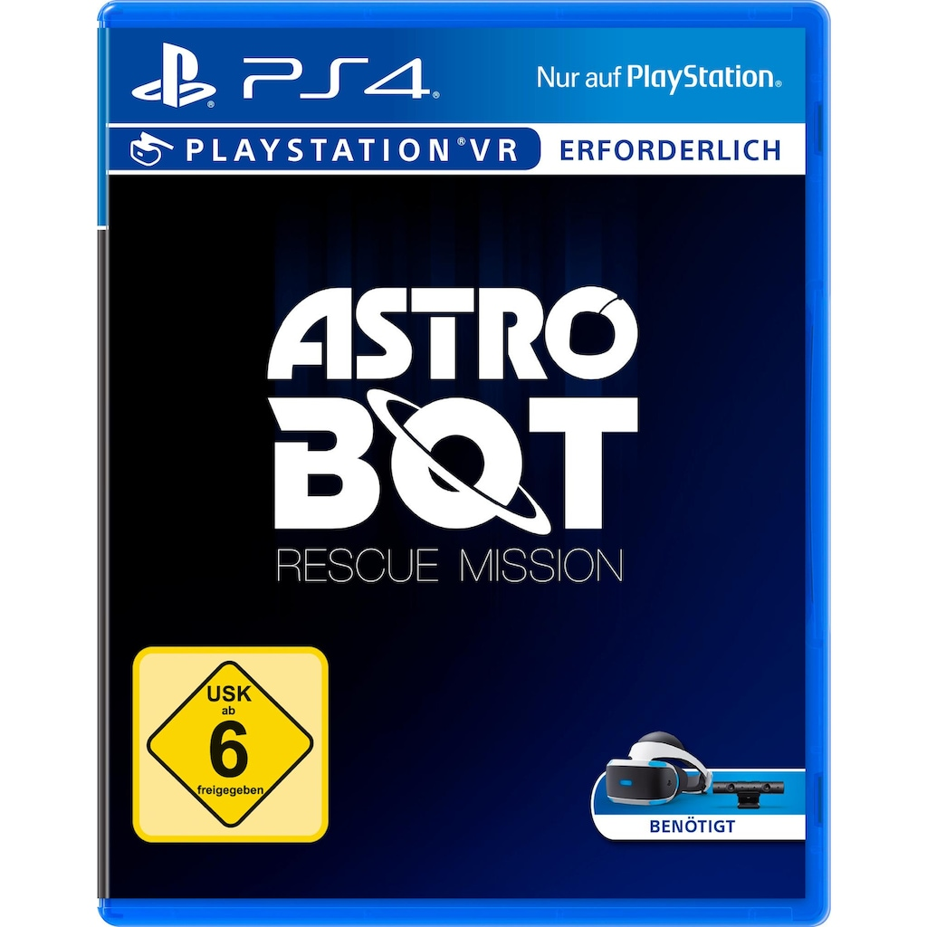 Astro Bot Rescue Mission VR PlayStation 4