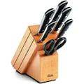 Fissler Messerblock »Bestückter Messerblock texas aus Holz, 7-tlg.«, 7 tlg.