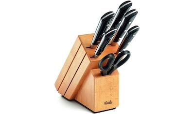 Fissler Messerblock »Bestückter Messerblock texas aus Holz, 7-tlg.«, 7 tlg. kaufen