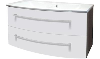 FACKELMANN Waschbeckenunterschrank »Rondo«, Breite 99 cm kaufen
