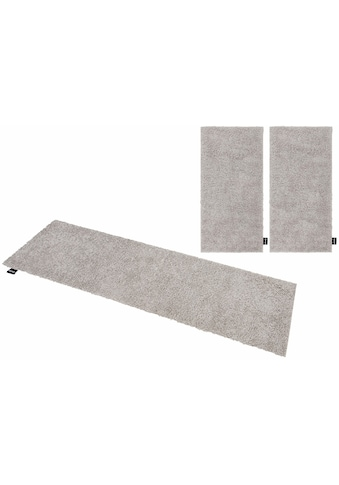 Hochflor - Bettumrandung »Shaggy Soft« Bruno Banani, Höhe 30 mm (3 - tlg.) kaufen