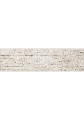 Küchenrückwand  -  Spritzschutz »profix«, Mauerwerk, 220x60 cm kaufen