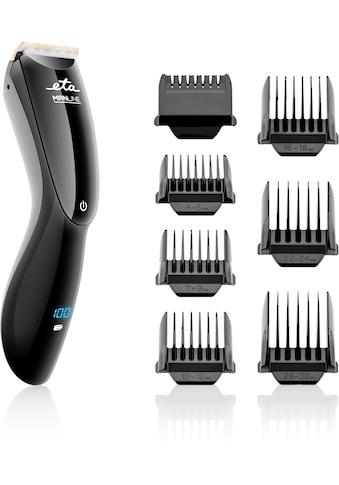 eta Haar- und Bartschneider »ELIOT ETA834290000«, 6 Aufsätze, LED-Display, Li-ion... kaufen