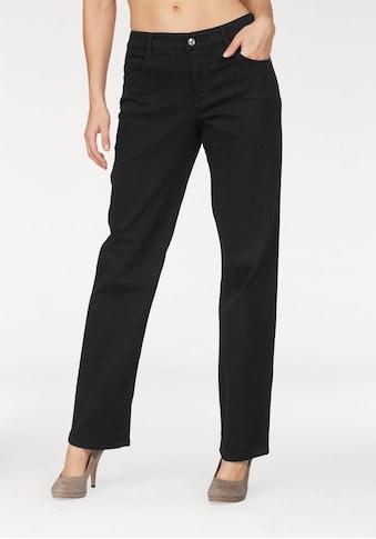 MAC Bequeme Jeans »Gracia«, Passform feminine fit kaufen