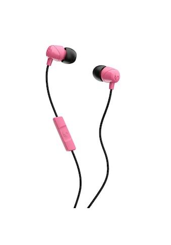Skullcandy Headset »JIB IN - EAR W/MIC 1 Pink/Black« kaufen