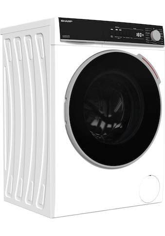 Sharp Waschmaschine, ES-NFB714CWA-DE, 7 kg, 1400 U/min kaufen