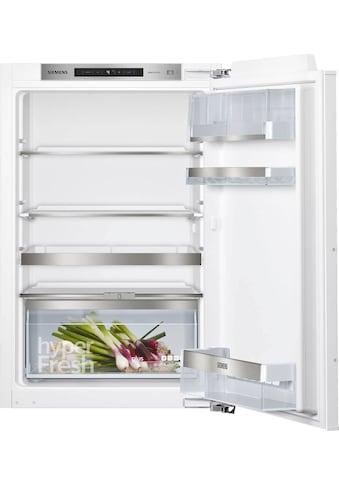 SIEMENS Einbaukühlschrank »KI21RADD0«, iQ500 kaufen