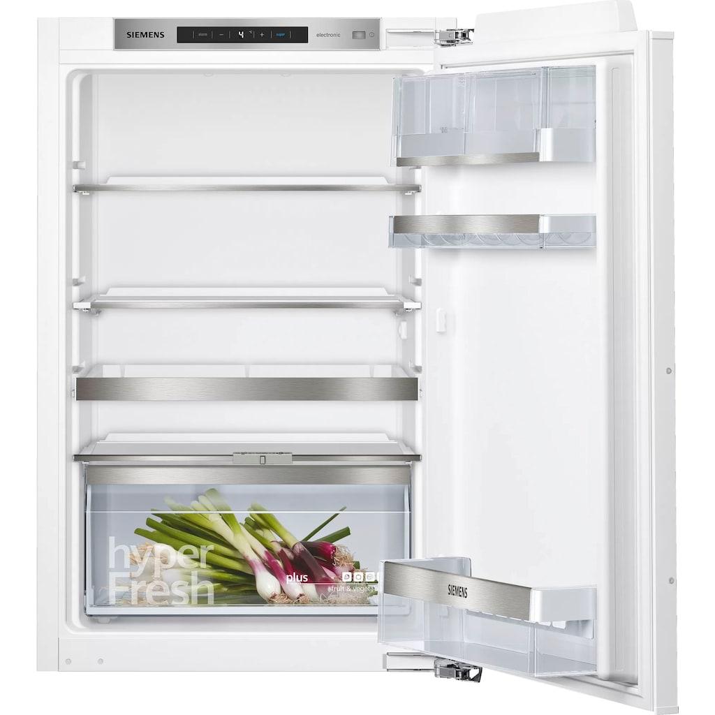 SIEMENS Einbaukühlschrank »KI21RADD0«, iQ500