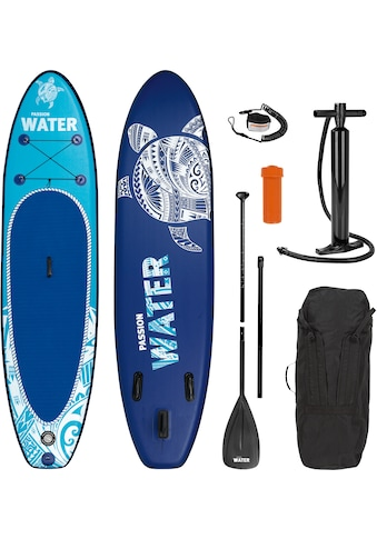 MAXXMEE Inflatable SUP-Board »MAXXMEE Stand-Up Paddle-Board 2021«, (Spar-Set, 7 tlg.,... kaufen