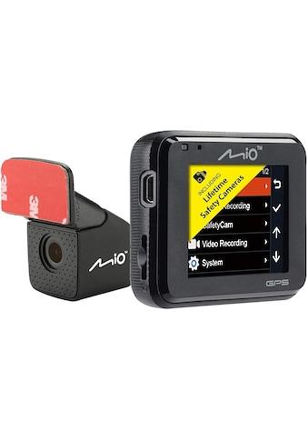 Mio Rückfahrkamera »Dashcam, 5,08 cm (2 zoll) Bildschirm«, Full HD, MiVue C380 Dual kaufen