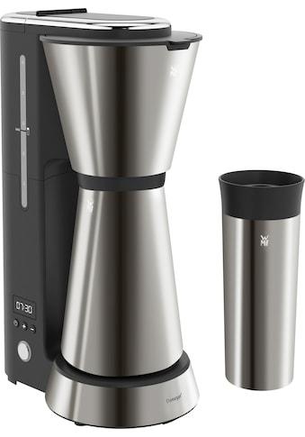 WMF Filterkaffeemaschine »KÜCHENminis® Aroma Thermo to go«, Papierfilter, Graphit kaufen