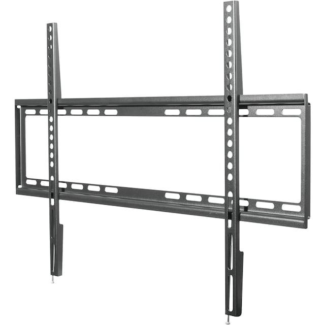 Schwaiger TV Wandhalterung mit 1.95 cm Wandabstand »für Displays mit 94-203cm (37-80 Zoll)«