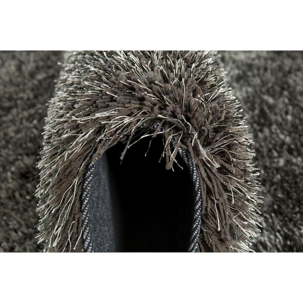 LUXOR living Hochflor-Teppich »Churchill«, rechteckig, 58 mm Höhe, besonders weich durch Microfaser