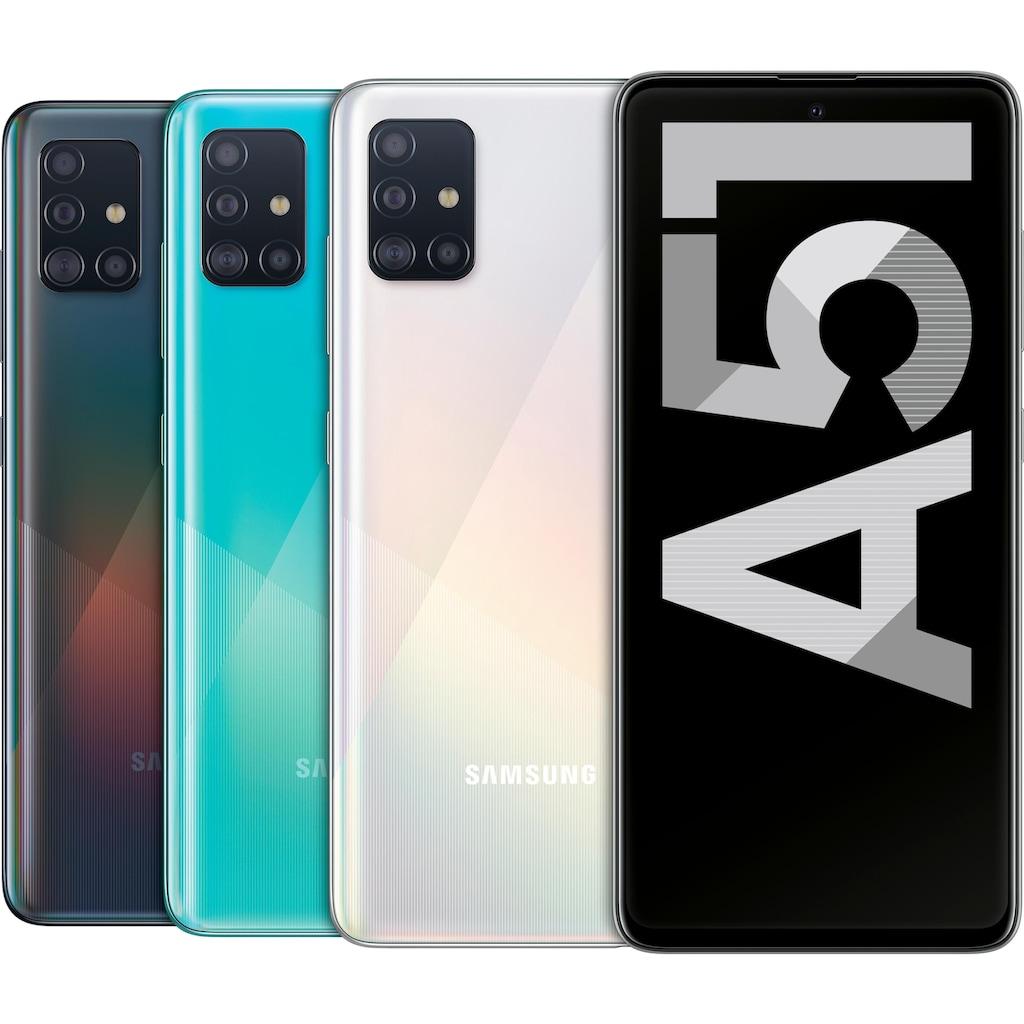 "Samsung Smartphone »Galaxy A51«, (16,4 cm/6,5 "" 128 GB Speicherplatz, 48 MP Kamera)"