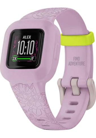Garmin vívofit® jr. 3 Rosa Smartwatch (2 cm / 0,78 Zoll, Proprietär) kaufen