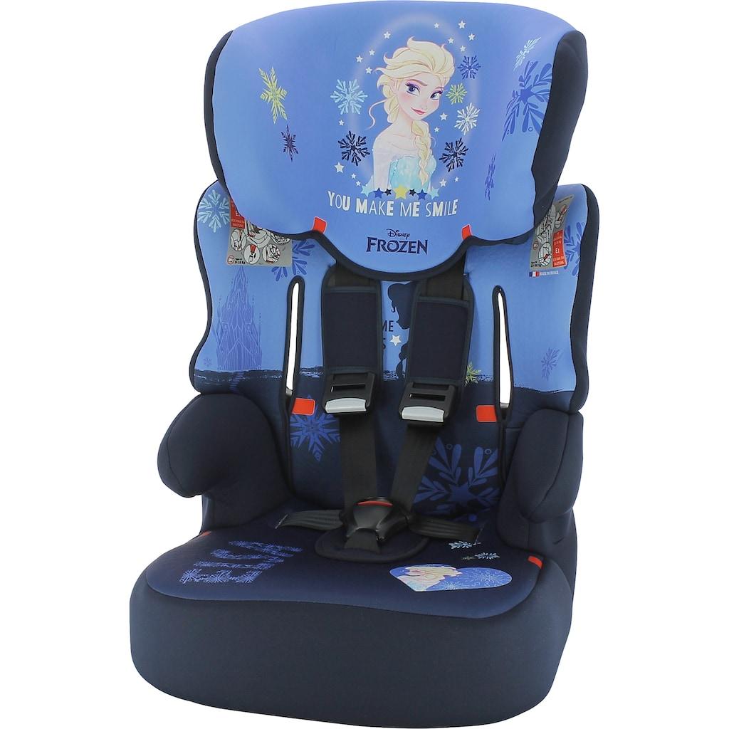 Disney Autokindersitz »BeLine SP Disney Frozen«, Klasse 0 / 1 / II / III (bis 36 kg), ab 9 Monaten bis ca. 12 Jahren