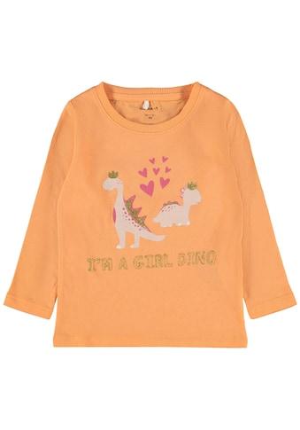 Name It Langarmshirt »NMFDIRGA« kaufen