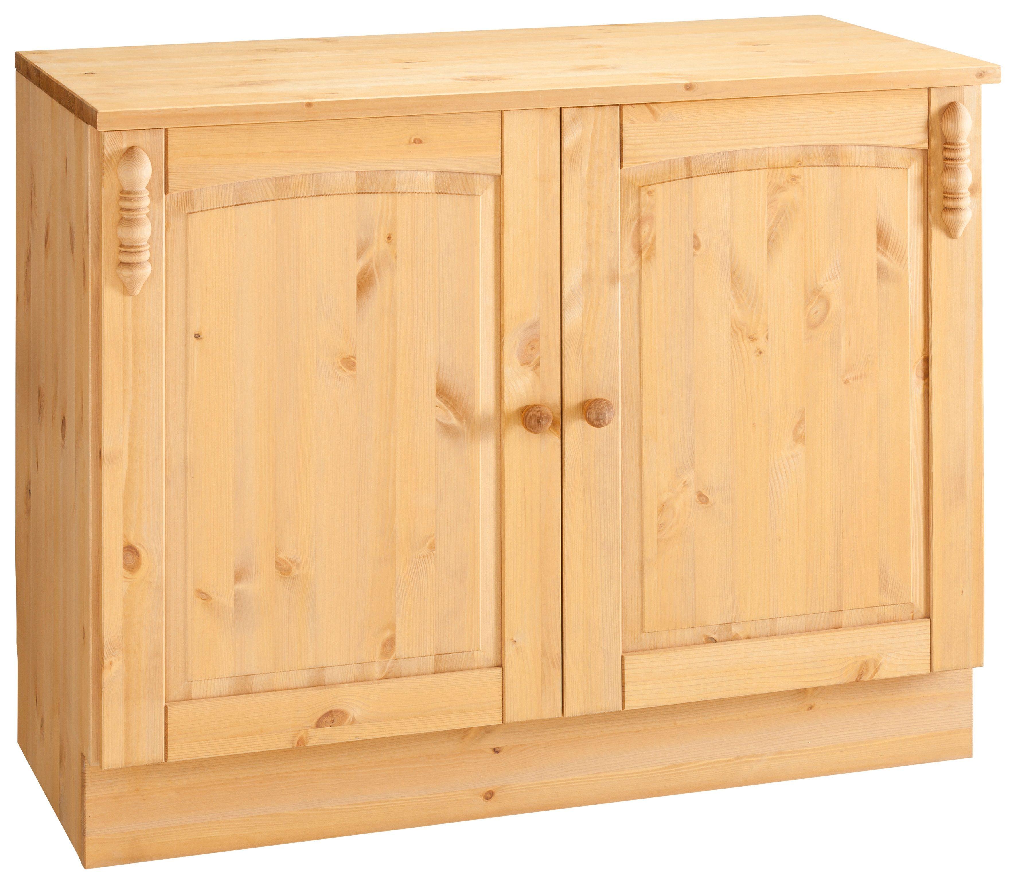 natur-massivholz Küchen-Unterschränke online kaufen | Möbel ...