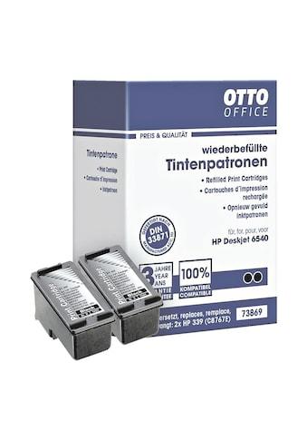 Otto Office Tintenpatronen - Set ersetzt HP Nr. 339 »C8767EE« kaufen