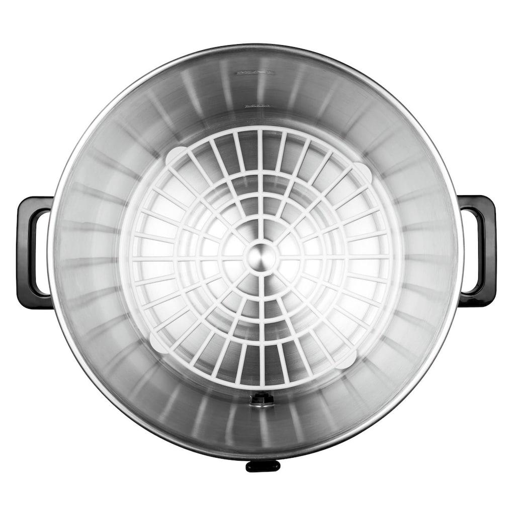 Klarstein Einkochautomat Glühweinkocher 27 Liter mit Zapfhahn Timer 2000W