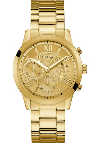 Guess Multifunktionsuhr »SOLAR, W1070L2« kaufen
