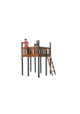 WEKA Aussichtsplattform , für Spielturm »Tarpan« LxBxH: 160x167x250 cm kaufen