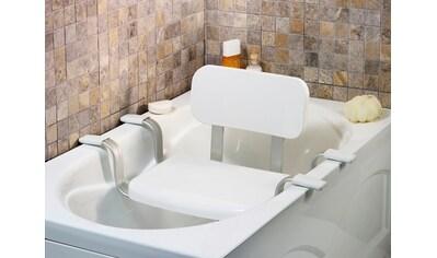 BISCHOF Badewannensitz mit Rückenlehne kaufen