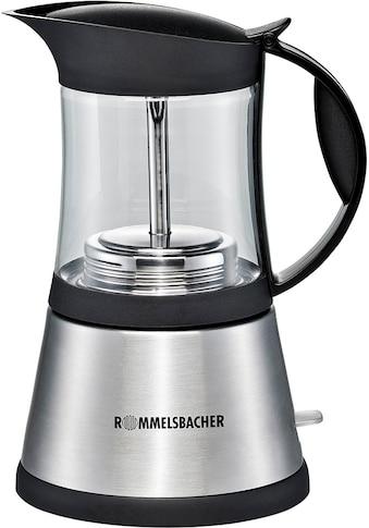 Rommelsbacher Espressokocher »EKO 376/G«, aus hitzebeständigem Glas kaufen