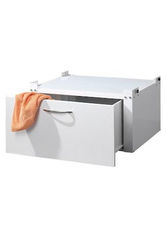 Sz Metall Waschmaschinen - Untergestell, mit Schublade kaufen