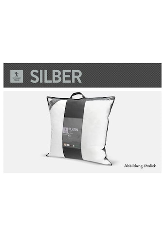 Baumwollkissen, »Silber«, SPESSARTTRAUM kaufen