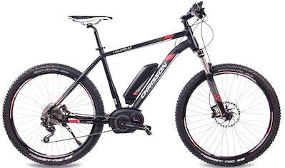 Chrisson E - Bike »E - Mounter 2.0«, 10 Gang Shimano Deore RD - M615 - SGS Schaltwerk, Kettenschaltung, Mittelmotor 250 W kaufen