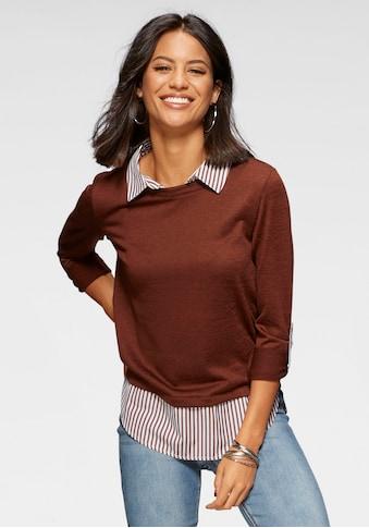 HaILY'S 2 - in - 1 - Shirt »LINDA« kaufen